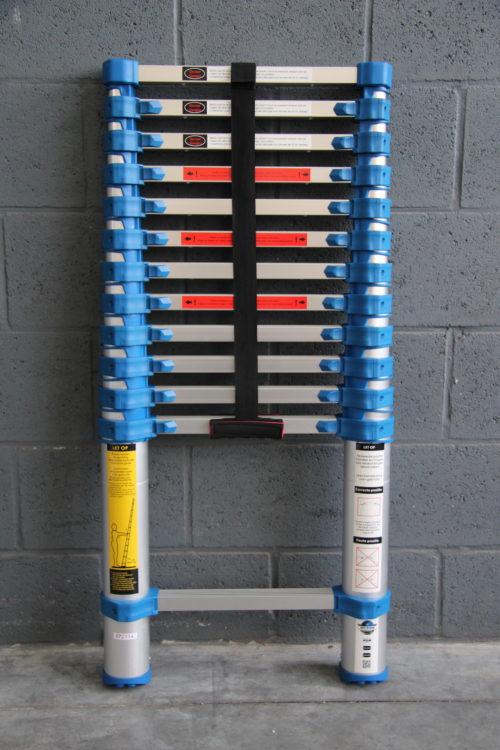 Telescoopladder Quickstep Alumexx 13 treden