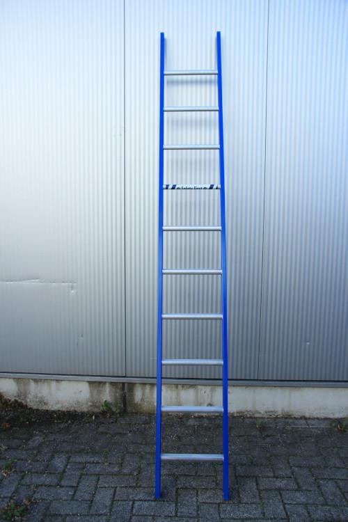 Enkele ladder ASC XD 1 x 16 treden